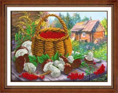Б1261 Дары осени (Паутинка) - Наборы для вышивания «Паутинка»