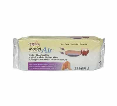 AD2222T терракотовый Sculpey Model Air полимерная глина 1000 г - Самозастывающая полимерная глина