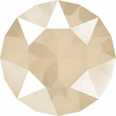 1088 SS39 Стразы  Сваровски  Crystal AB 8.16 мм, айвори крем (ivory cream L106S) - Стразы для изготовления бижутерии