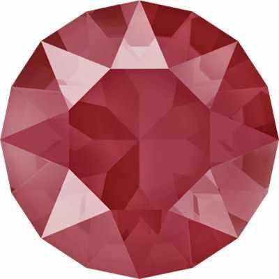 1088 SS39 Стразы  Сваровски  Crystal AB 8.16 мм, красный лак.(royal red L107S) - Стразы для изготовления бижутерии