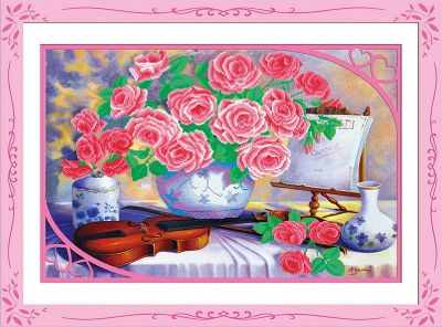 Y5026 мозаика 5D (Honey home) - Мозаика «Honey Home»