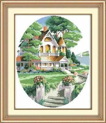 1562 мозаика (Honey home) - Мозаика «Honey Home»