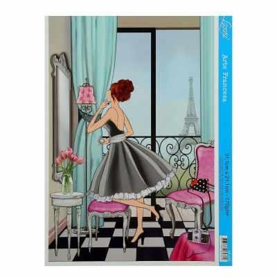 Бумага для скрапбукинга - 2383967 Бумага Arte Francesa для 3D-техники