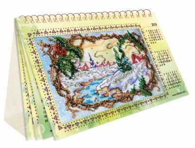 Набор для вышивания Абрис Арт АКМ-002