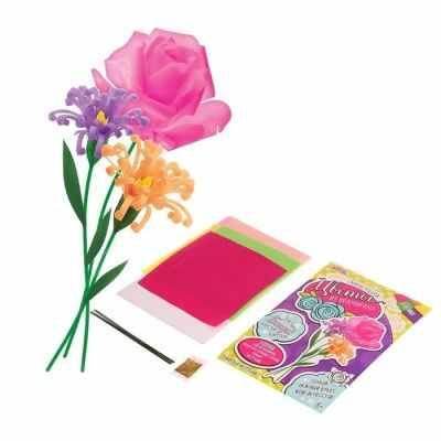 1237967 Набор для создания цветов из фоамирана №1