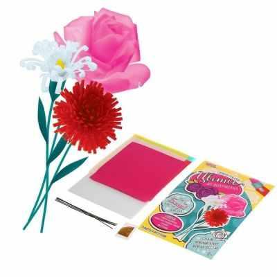 1237968 Набор для создания цветов из фоамирана №2