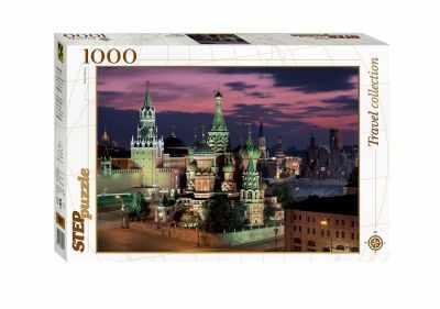 79075 Мозаика puzzle 1000 Красная площадь. Москва
