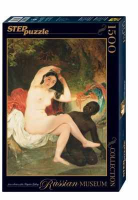 83202 Мозаика puzzle 1500 Вирсавия (Русские музеи)