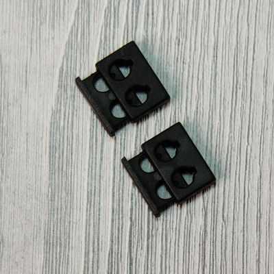 Швейная фурнитура Micron A 1189 Зажимы, черный №01