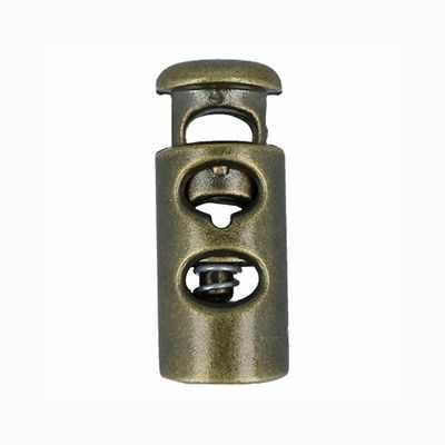 Швейная фурнитура Micron A 1198 Зажимы, бронза №05