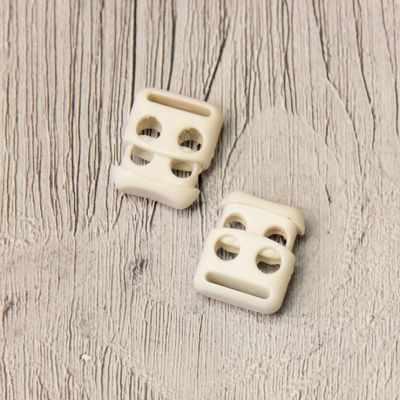 Швейная фурнитура Micron A 2288 Зажимы, белый №02