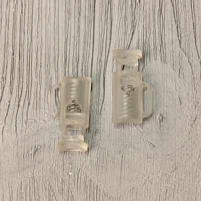 Швейная фурнитура Micron A 5560 Зажимы, прозрачный №03