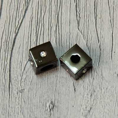 Каталог Micron GB 1260 Концевики декоративные, черный никель №06