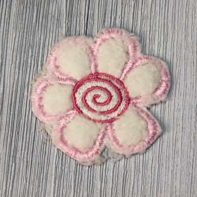 Аппликации Annet на клеевой основе № 9 (9-1324B цветочек 5х5 см)