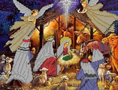 КАЮ3002 Рождение Христа
