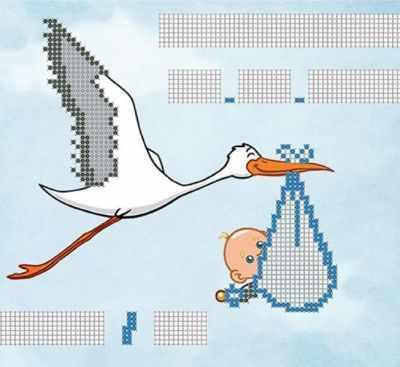 Основа для вышивания с нанесенным рисунком Матрёшкина КАЮ3001 Метрика для мальчика - схема для вышивания (Матрёшкина) основа для вышивания с нанесенным рисунком матрёшкина каю6016 лисичка