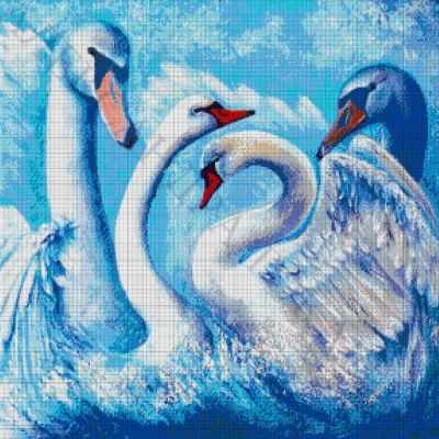 35-2860-НВ В морской пучине  набор для вышивания (А. Токарева) - Наборы для вышивания Александры Токаревой