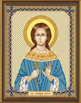С 6147 Св. Мц. Вера - Наборы для вышивания икон «Nova Sloboda»