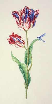 04.003.11 Тюльпан (МИ) - Наборы для вышивания «Марья Искусница»
