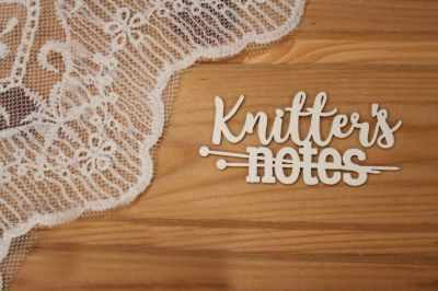 арт.Н-350 Knitter`s notes