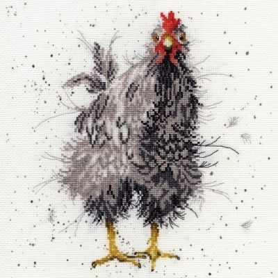 Купить со скидкой XHD17 Curious Hen (BT)