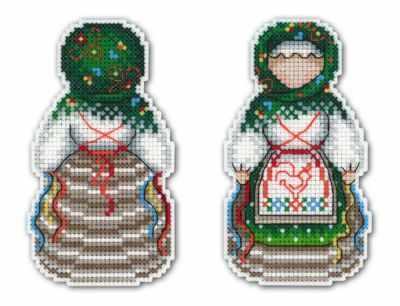 Фото - Набор для вышивания МП Студия Р-160 Оберег. Желанница набор для вышивания мп студия р 346 бабушка яга