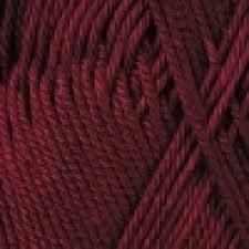 Пряжа YarnArt Пряжа YarnArt Begonia Цвет.0112 Темно бордовый