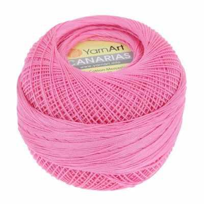 Пряжа YarnArt Пряжа YarnArt Canarias Цвет.5001 Ярко-розовый сандалии для девочки скороход цвет ярко розовый 16 282 1 размер 23