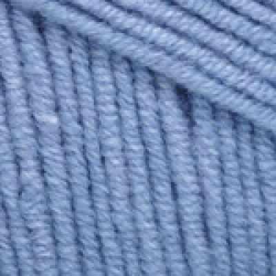 Пряжа YarnArt Пряжа YarnArt Jeans Цвет.15 Темно голубой