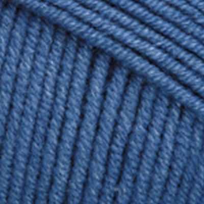 Пряжа YarnArt Пряжа YarnArt Jeans Цвет.16 Синий