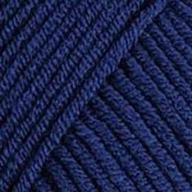 Пряжа YarnArt Пряжа YarnArt Jeans Цвет.54 Глубокий синий
