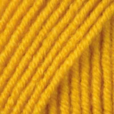 Пряжа YarnArt Пряжа YarnArt Merino De Luxe Цвет.586 Желтый