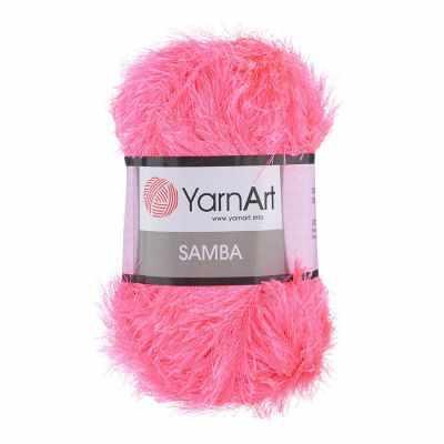 Пряжа YarnArt Пряжа YarnArt Samba Цвет.08 Розовый