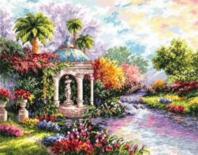 44-20 Царство красоты! - Наборы для вышивания «Чудесная игла»