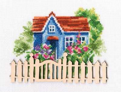 Набор для вышивания РТО MBE9006 -Мой милый дом
