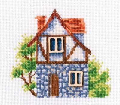 Набор для вышивания РТО MBE9007 - Мой милый дом