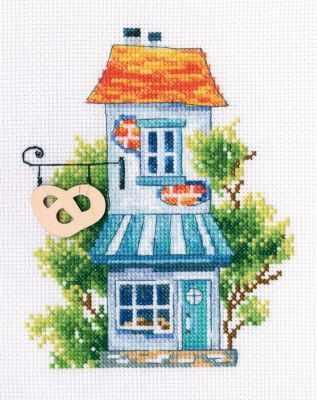 Набор для вышивания РТО MBE9008 - Мой милый дом