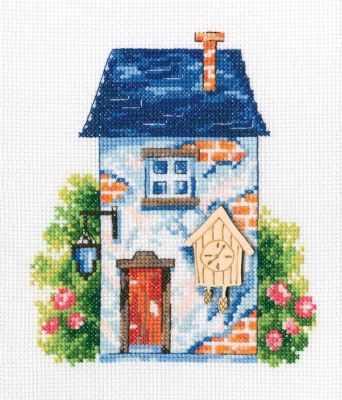 Набор для вышивания РТО MBE9009 - Мой милый дом