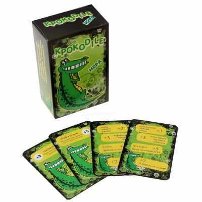 565722 Настольная игра Крокодил