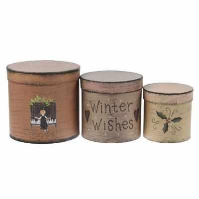 Подарочная коробка - 2489186 Набор коробок 3в1