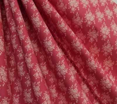 AM590008 Ткань Нежные винтажные розы№9