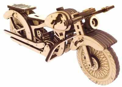 "F-077 ""Мотоцикл"" - набор"