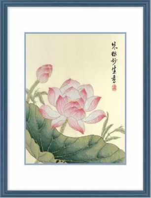 2801304 Лотос  набор (Xiu Crafts) - Наборы для вышивания «Xiu Crafts»