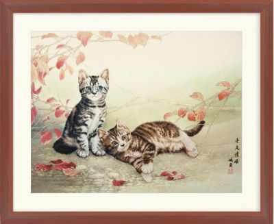 2801604 Хорошие приятели  набор (Xiu Crafts) - Наборы для вышивания «Xiu Crafts»