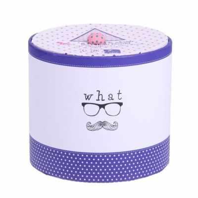 Подарочная коробка - 2478195 Коробка подарочная Усы magic time подарочная коробка елочка в голубом m