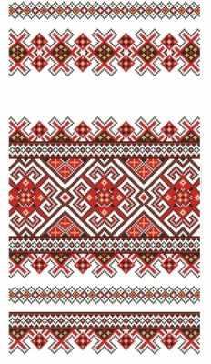КРКН 2012 - набор рушник (Каролинка)