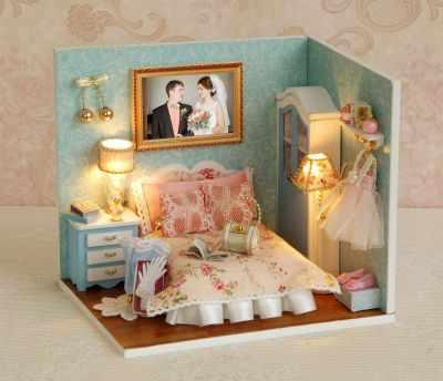 Набор для изготовления румбокса Cute room MI-000443 Мгновения счастья