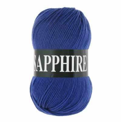 Пряжа VITA Пряжа VITA Sapphire Цвет.1507 Васильковый
