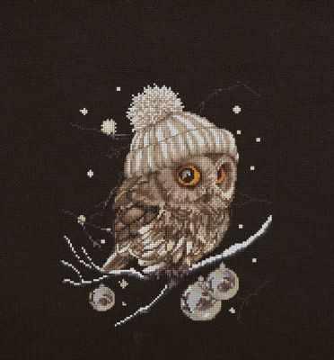 Набор для вышивания Thea Gouverneur 0743.05 Это зима