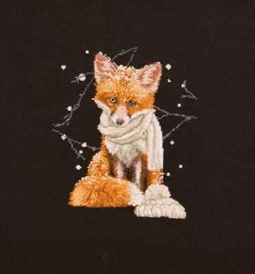 744.05 Лисичка - Наборы для вышивания икон «Thea Gouverneur»